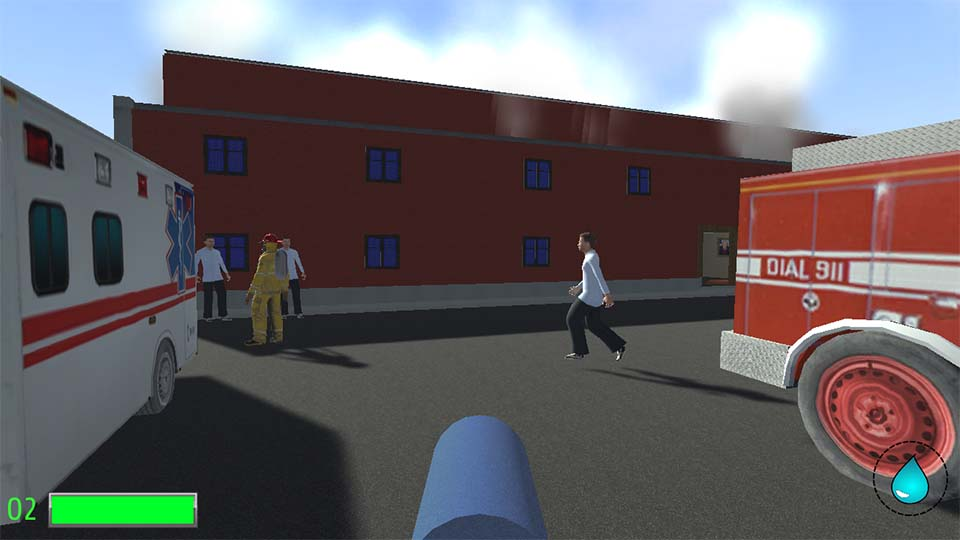 Firefighter VR – Announcement and Beta – XCVG Systems